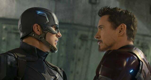 Film Review – Captain America: Civil War (2016)