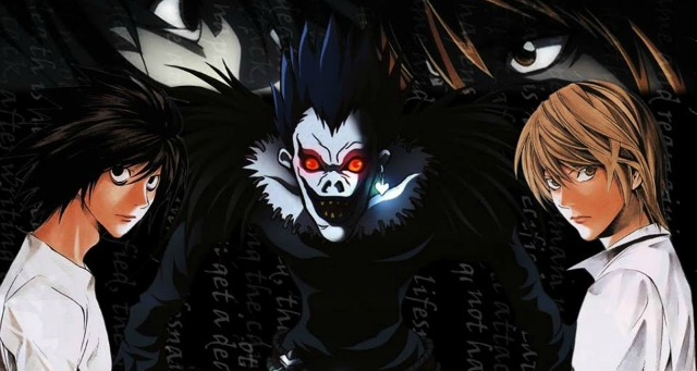Death Note Live-Action Adaptation Coming To Netflix