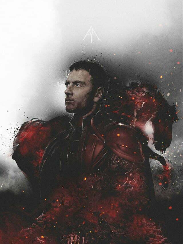 Magneto 'WAR' X-Men Poster