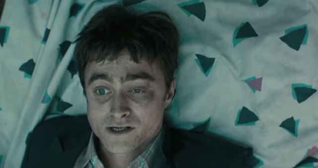 "Daniel Radcliffe ""Farts"" Alot  In Swiss Army Man First Trailer"
