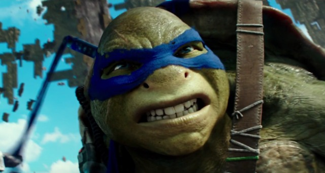 New Teenage Mutant Ninja Turtles: Out of the Shadows Trailer Oozes Fun