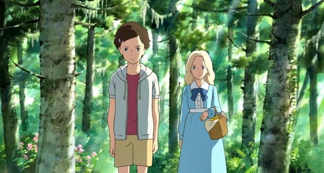 Studio Ghibli's When Marnie Was There Gets  UK Trailer