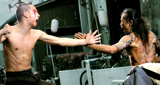 Exclusive Images For Yakuza Apocalypse, Win Film On Blu-ray