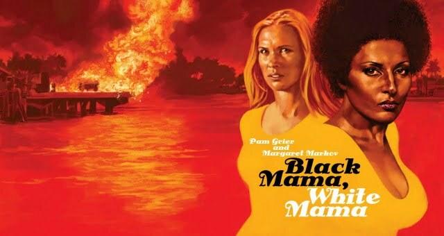 Blu-Ray Review – Black Mama White Mama (1973)