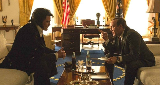 Film Review – Elvis And Nixon (2016)