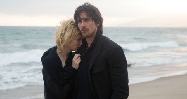 knight of cups Bale Blanchett