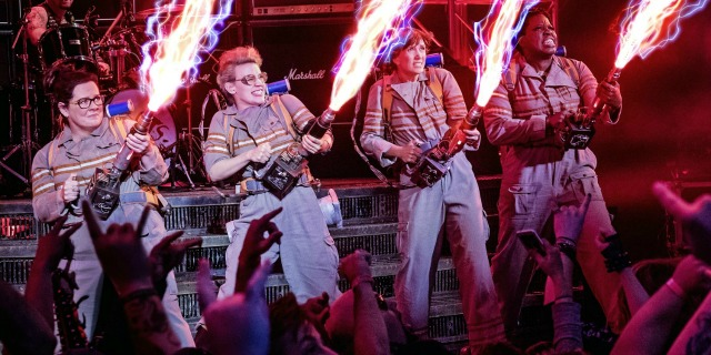 New Ghostbusters Trailer Gives Piggybacks To Demons