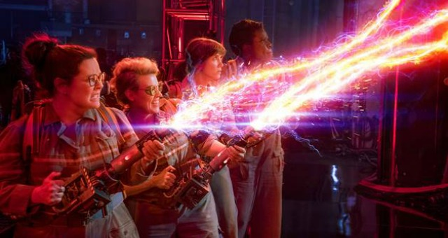 Ghostbusters gets an all-male comeback