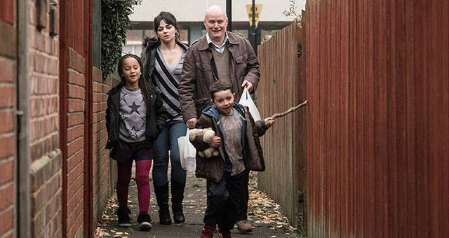 New UK Poster For Ken Loach's I,Daniel Blake