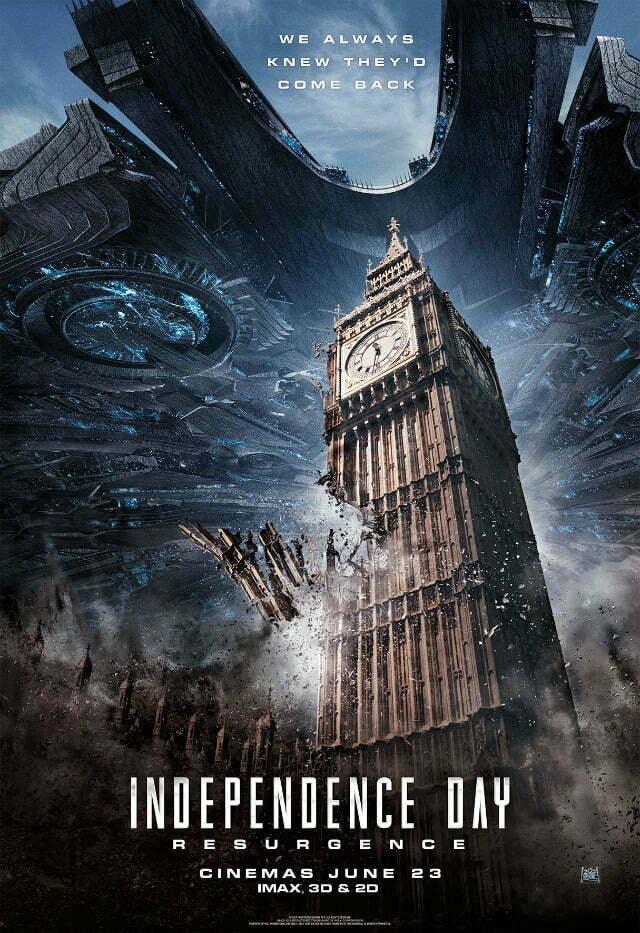 ID Resurgence London Poster
