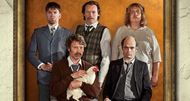 Win Men & Chicken On Blu-ray