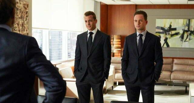 Win Suits Season 5 DVD Box Set