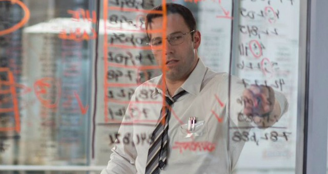 Calculate Your Choices In The Accountant New Poster
