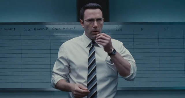 Ben Affleck Is A Killer With Numbers In The Accountant First Trailer