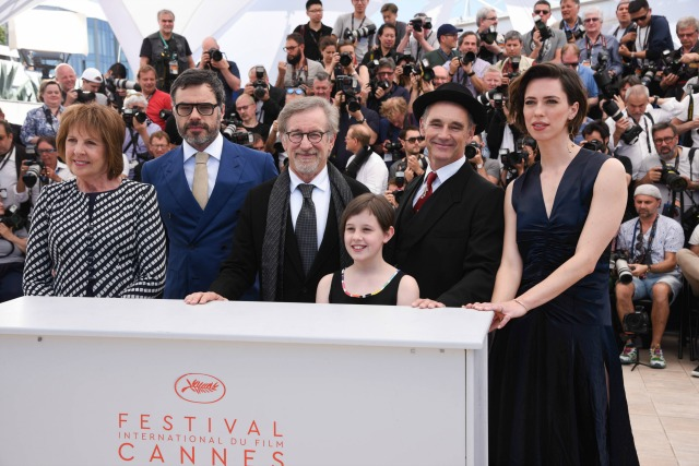 The BFG - Cast Cannes 2016 2