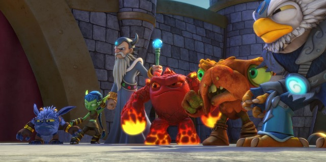 Skylanders Franchise Breaking Into TV With Netflix Show