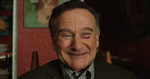 Win Boulevard On DVD Starring Robin Williams