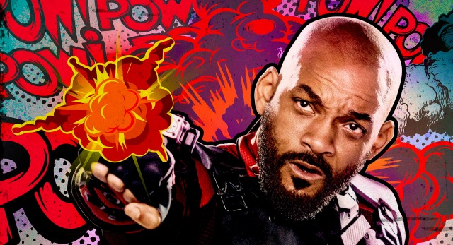 New Suicide Squad Character Posters Get 'Comic Book' Treatment