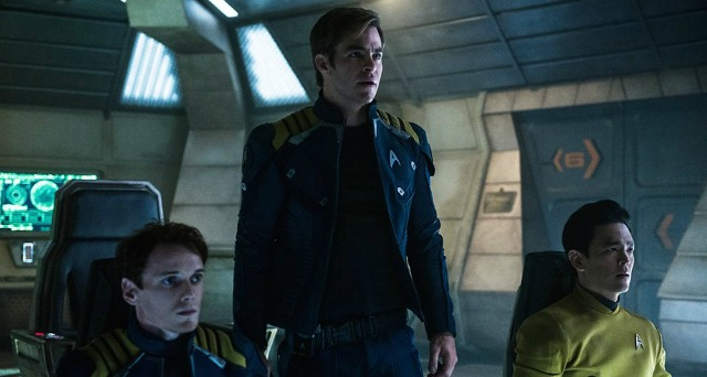New Star Trek Beyond Trailer Is A 'Sledgehammer' Of Destruction