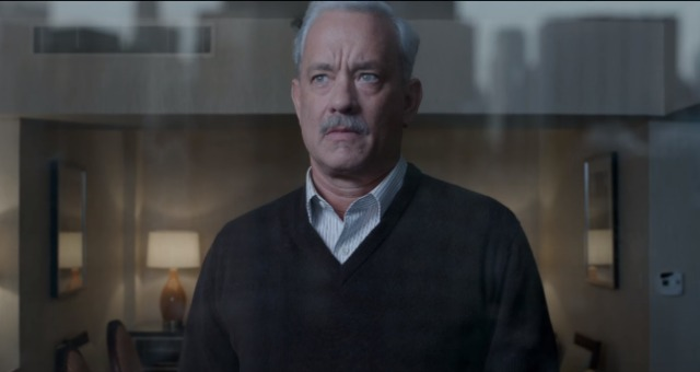 Tom Hanks Performs A Miracle In First Sully Trailer