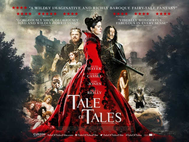 Tale Of Tales UK Poster