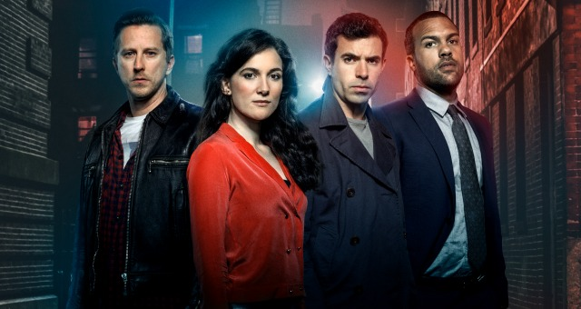 Win Harlan Corben's The Five Complete Season One, Plus Signed Script
