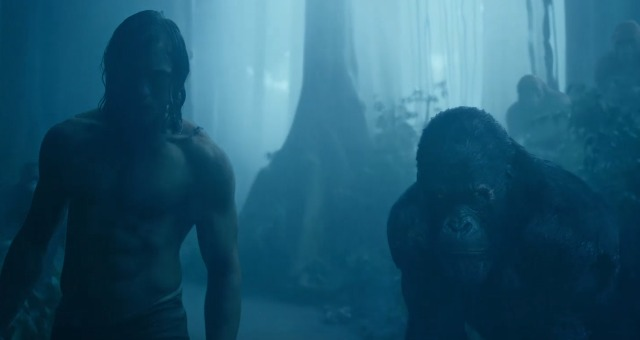 The Legend Of Tarzan Goes 360º Experience In New Promos