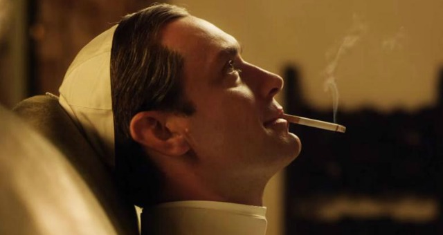 Jude Law Is The Pontiff, Watch Trailer For Young Pope