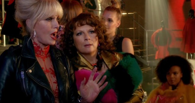 Absolutely Fabulous  The Movie  .