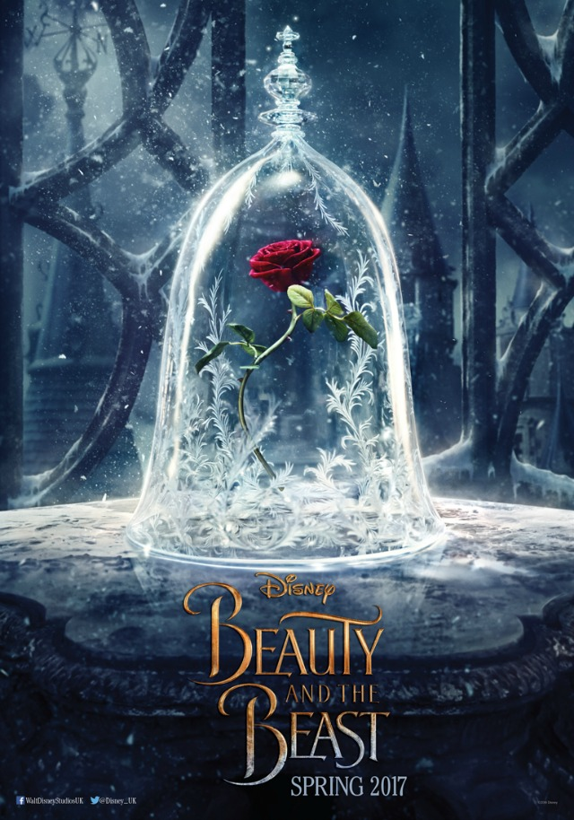 Beauty And The Beast Poster UK