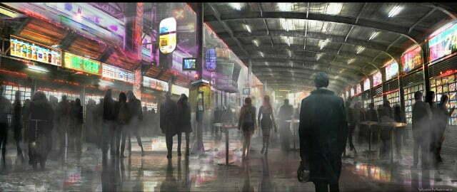 Blade Runner 2 Reveals First Official Artwork