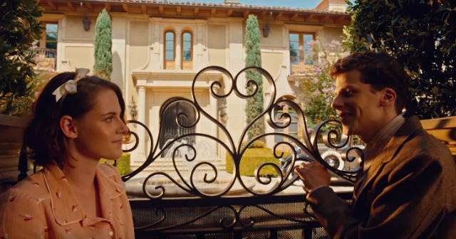 Woody Allen's Cafe Society UK Trailer Moonlight's With 1930's Hollywood