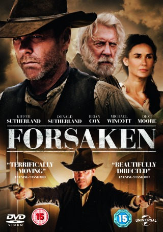 Forsaken UK DVD