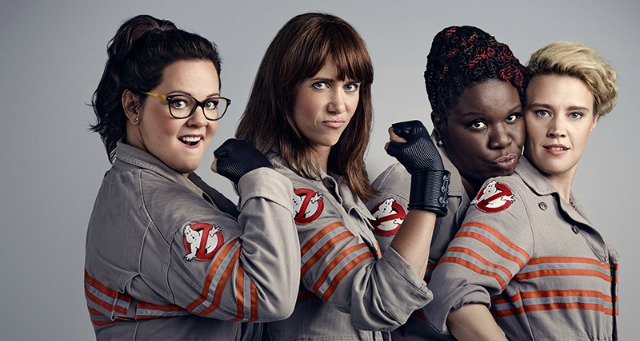 Power Up Those Proton Packs For New Ghostbusters Clips