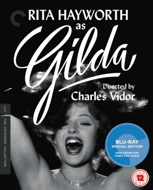 Gilda BD - Criterion Collection UK