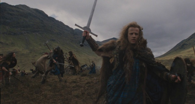 Blu-ray Review – Highlander  (30th Anniversary Edition)