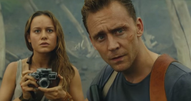 Comic Con Unleashes The Beast With First Kong: Skull Island Trailer