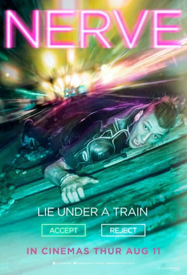 NERVE_Train Poster