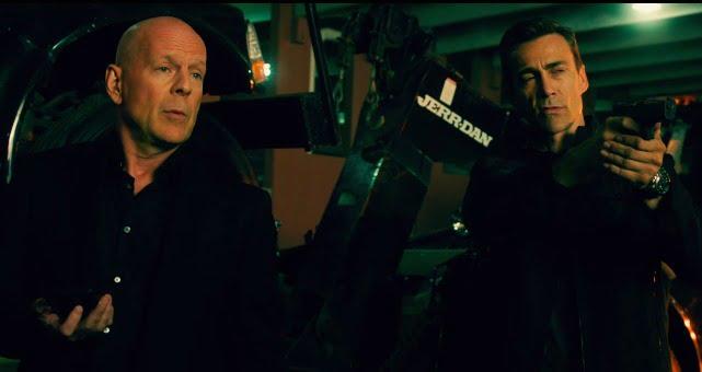Win Precious Cargo Starring Bruce Willis On Blu-ray