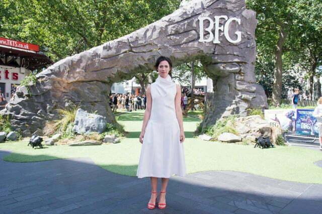 The BFG Rebecca Hall