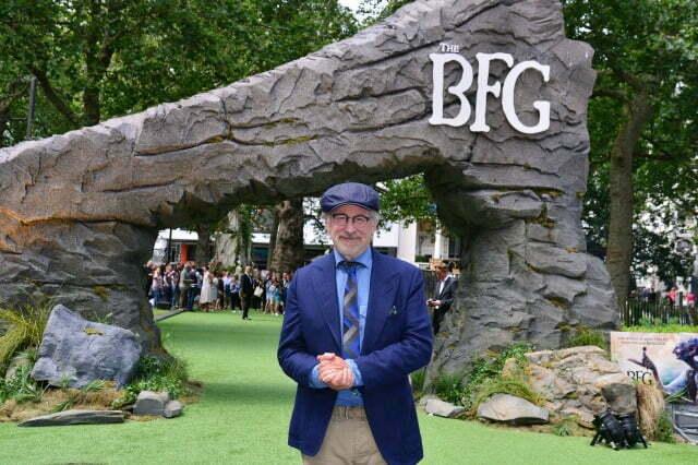The BFG Steven Spielberg