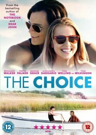 The Choice_DVD