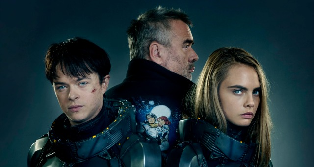 Valerian and the City of a Thousand Planets Heading To Comic-Con