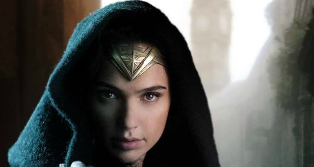Comic Con Unveils Wonder Woman First (UK) Trailer