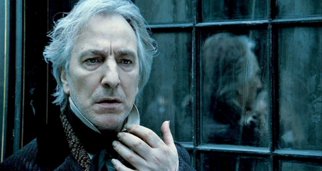 Remembering Alan Rickman.
