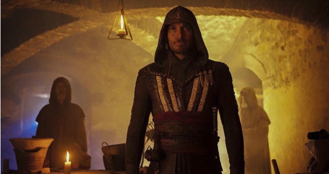 Stuntmen Take A 'Leap Of Faith' In Assassin's Creed New Featurette