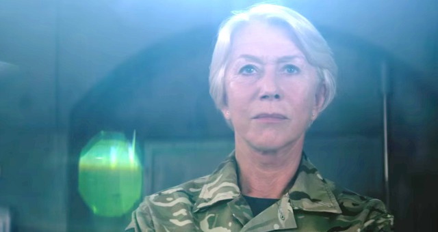 DVD Review – Eye In The Sky (2016)