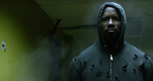 The Streets Have A New Hero, Luke Cage Watch Netflix UK Trailer