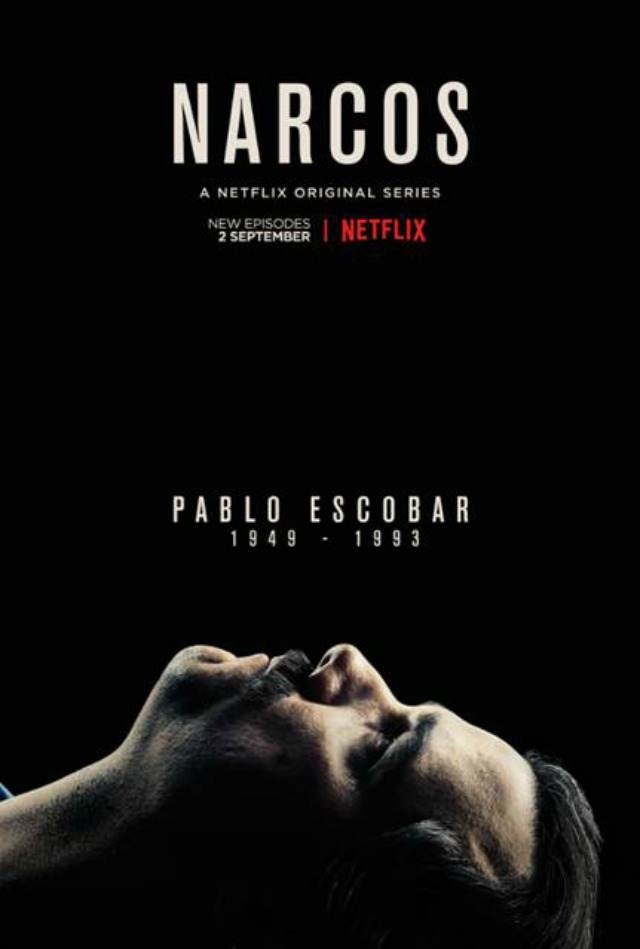 Narcos Poster S2