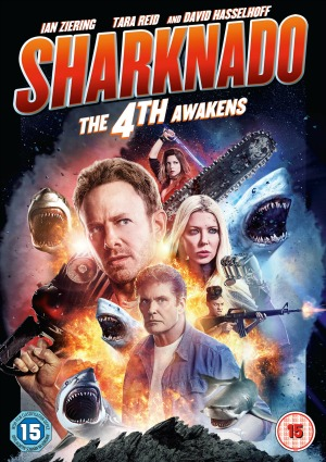 SHARKNADO_4 DVD